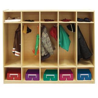 Toddler Locker Classroom Concepts